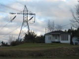 powerline in canada
